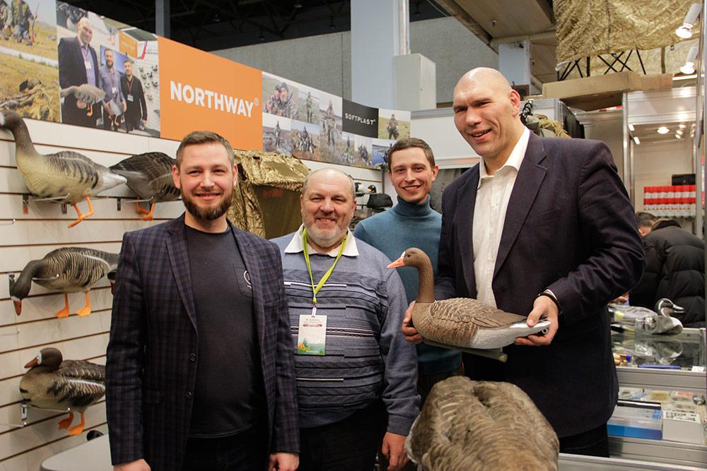 Николай Валуев и Валерий Кузенков
