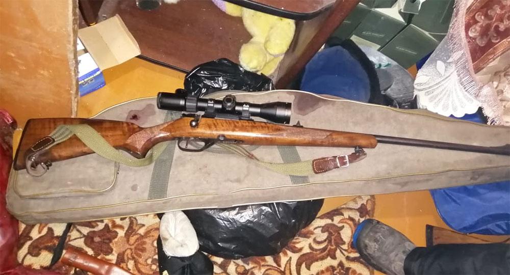 оружие браконьеров