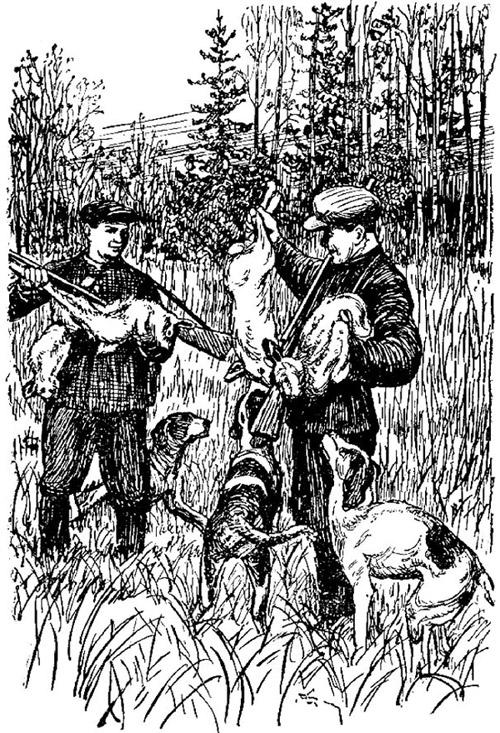 картинки охотничьи рассказы