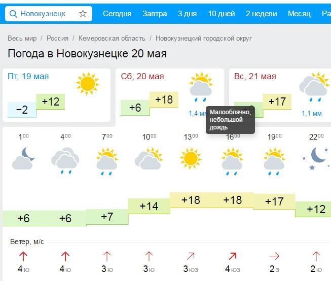 Погода в новокузнецке — pic 5