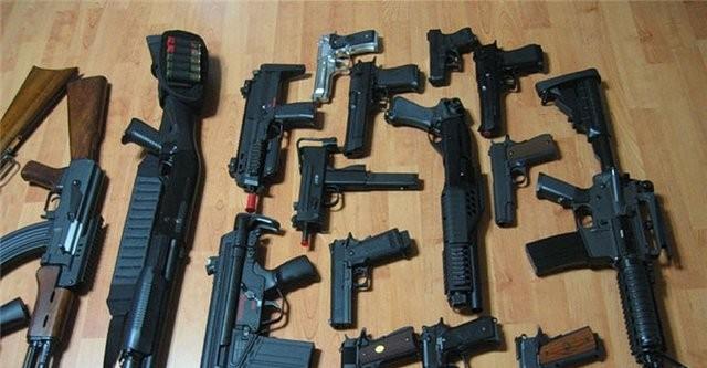 Поправки в законе об оружии