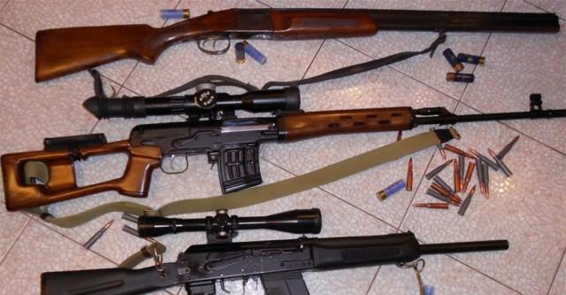Срок действия лицензии на оружие хотят продлить с 5 до 15 лет