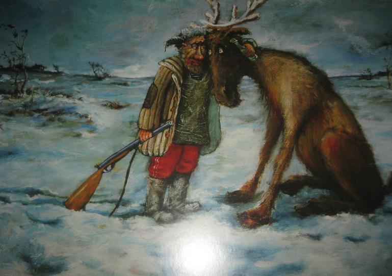Прикольные поздравления охотнику и рыболову